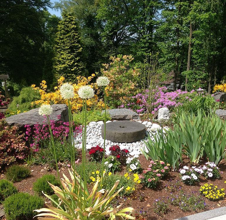 Bepflanzung bei Gartengestaltung Lüdenscheid