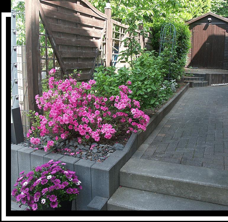 Ihr Traumgarten in Lüdenscheid